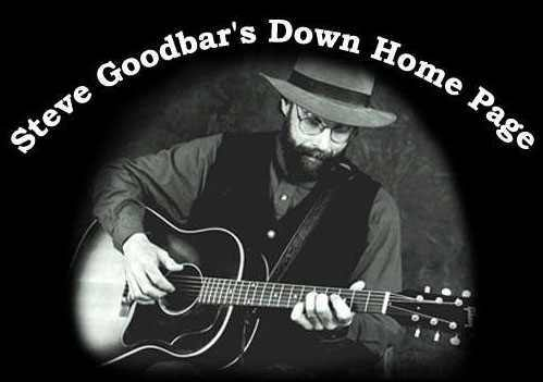 Steve Goodbar: Traditional Folk Music